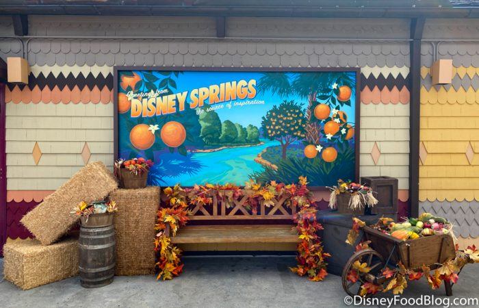 Halloween 2020 On Demand What's New in Disney Springs: Halloween Treats, Fall Decorations