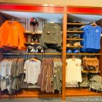 We Found Star Wars Lounge Shorts in Disney World PERFECT For Your Next Work-From-Home Business Call!