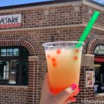 This New Lemonade in Disney World Is Poppin'…LITERALLY!
