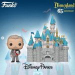 Disneyland Funko POP! Figurines Are Here for the 65th Anniversary Featuring Classic Attractions!