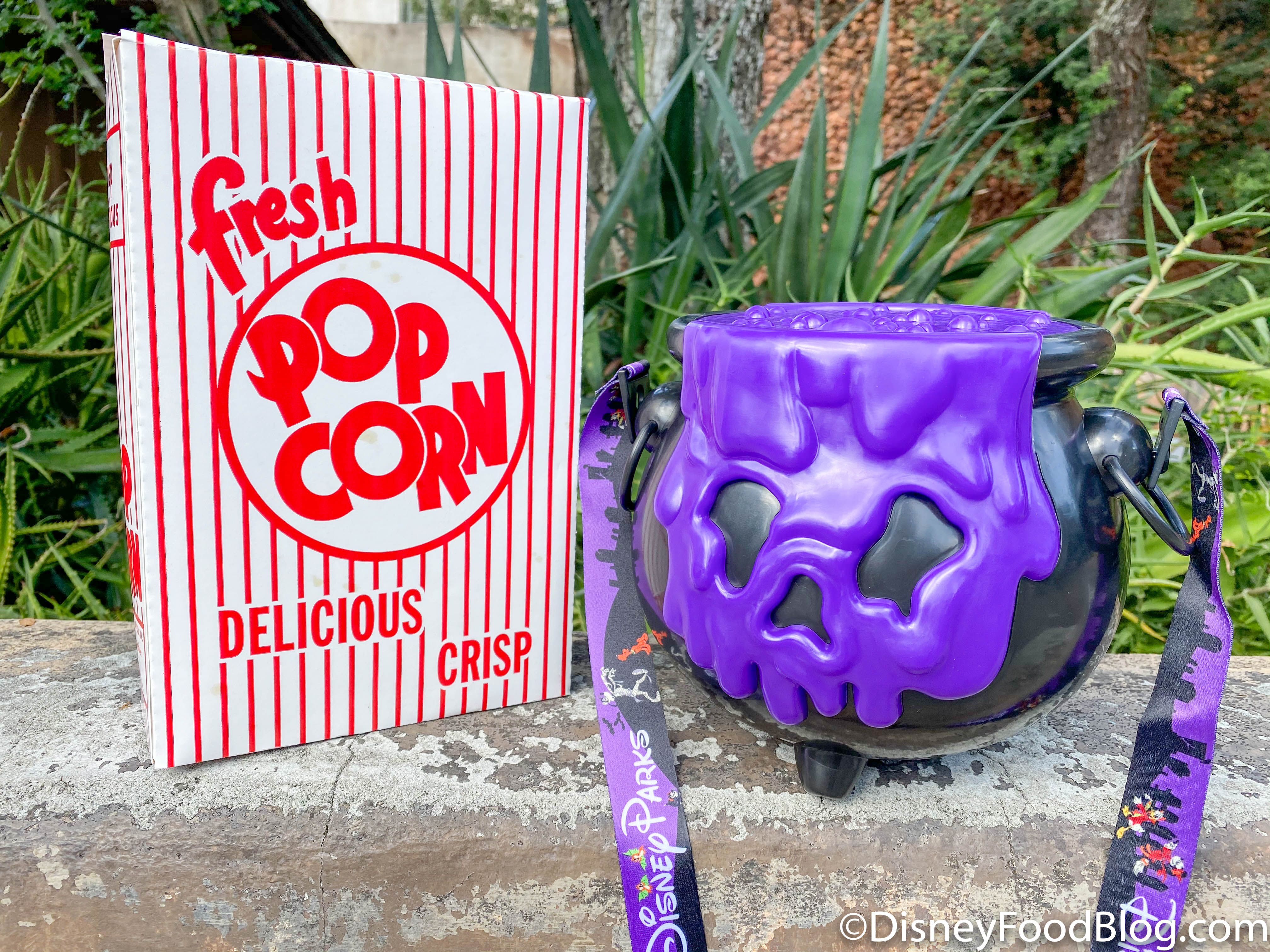 What S New At Disney S Animal Kingdom And Disney S Animal Kingdom Lodge Halloween Popcorn Buckets An Iconic Snack In An Unexpected Spot And More The Disney Food Blog