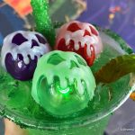 Pick Your Poison: Spooky Mocktail or Rotten Cocktail (Plus ALL. THE. GLOW. CUBES.) in Disney World!