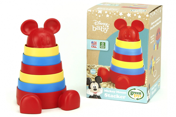 These New Disney Toys Are Made With 100% Recycled Materials!