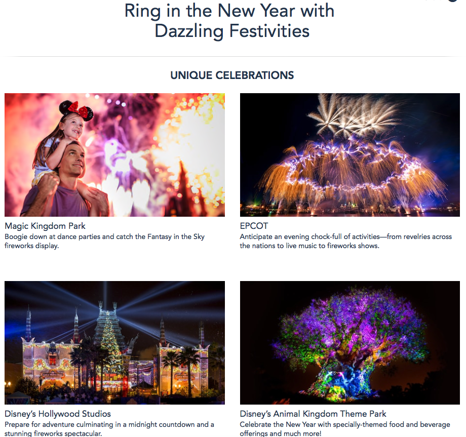 What Will New Year S Eve Be Like At Disney World This Year Here S What We Know The Disney Food Blog
