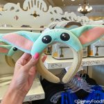 Move Over Minnie Ears — This Baby Yoda Headband from Disney World Is Taking Over!