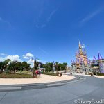 Photos and Videos! Check Out the Labor Day Crowds in Disney World Today!