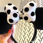 ANOTHER New Pair of Minnie Ears Have Made Their Debut in Disney World and They're Bringing Old Hollywood Glamour!