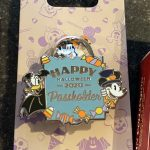 An Orange Bird Pumpkin, Trick-or-Treat Cuties, and More — See the New Halloween Pins in Disney World!