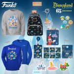 NEW Disneyland Resort 65th Anniversary Merchandise Coming Soon Exclusively to BoxLunch!