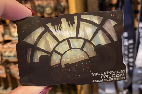 Check Out This Treasure Trove of Millennium Falcon Merchandise in Disney World!