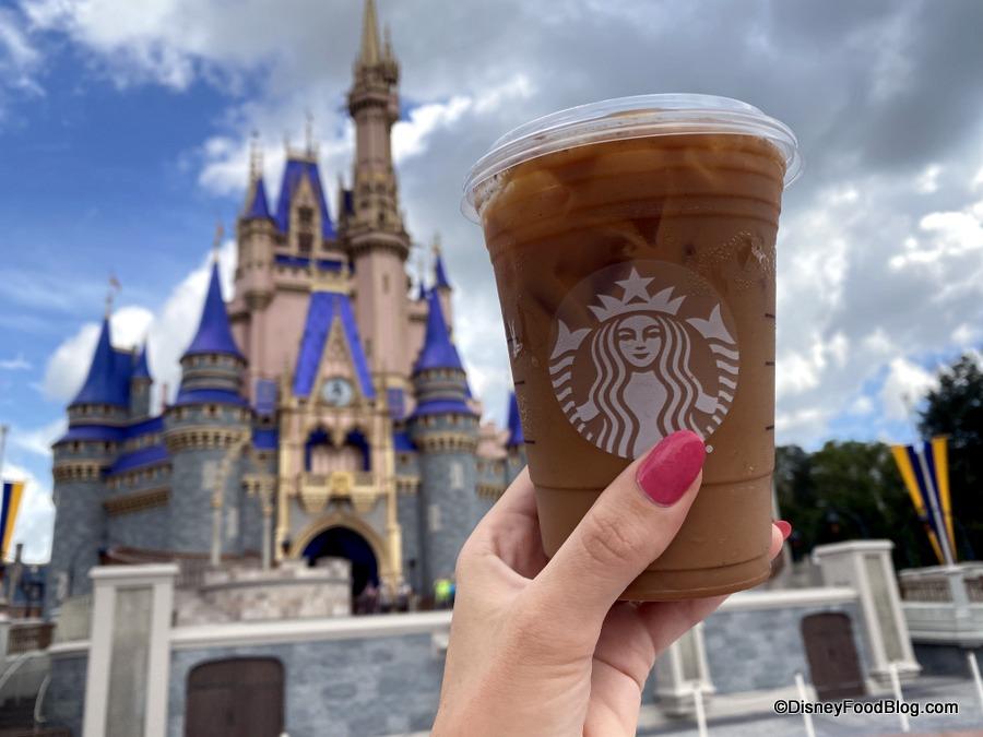 Disney World Starbucks Coffee