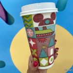 PHOTOS: Hot Beverage Cups in Disney World Let You Sip Your Coffee in Mary Blair-Inspired Style!