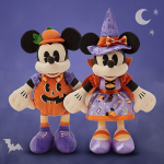 Want to Get a Disney Halloween Plush Online at a Discount? Here's How!