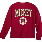 Take a Look at Disney's New Varsity Mickey & Pluto Collection Available Online!