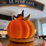 Review! Does This New Pumpkin Mousse in Disney World Taste as Great as it Looks?