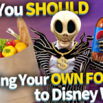DFB Video: Why You Should Bring Your Own Food to Disney World!