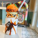 There's a NEW Over-the-Top Halloween Shake at Beaches & Cream in Disney World!
