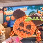 Does This Mickey Mouse Rice Krispie Treat in Disney World Pack the Pumpkin Spice Flavor We Hoped For?