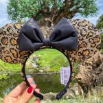 Leopard Minnie Ears Have Gotten a Stylish Upgrade in Disney World With This NEW Design!