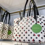 The NEW Kate Spade Minnie Mouse Icon Collection is Now Available in Disney World!
