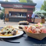 Photos! The Flavors From Fire Booth is OPEN at the Taste of EPCOT Food & Wine Festival in Disney World!