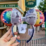 BEST. MINNIE. EARS. EVER. Fish and Chips Ears Are in EPCOT!