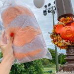 It's Sweet AND Spooky! Halloween Cotton Candy is Back in Disney World!