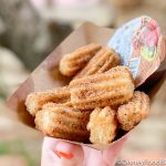 Churray! These Mini Churros in Disney World Have Received a Halloween Makeover!