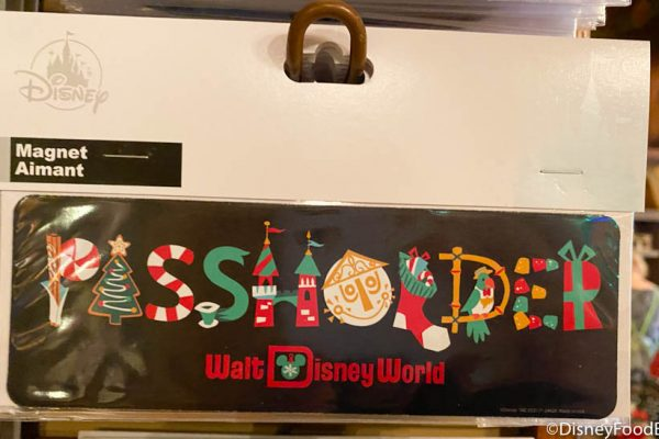Ooh! We Hit the Magnet Jackpot at the New Annual Passholder Pop-Up Shop in Disney World!