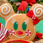 The Gingerbread Minnie Ears Are BACK (With a Bit of a Glow Up) in Disney World!
