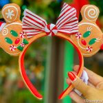 Disney's Gingerbread Minnie Ears Are Now Available ONLINE!