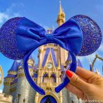 NEW Wishes Come True Blue EARS Arrive in Disney World!