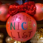 Are You Naughty or Nice? Choose What List YOU'RE On in Disney World!
