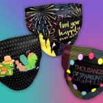 YAY! The Disney Food Blog Nighttime Spectacular Mask Collection Is Here!