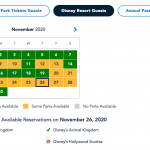 Magic Kingdom Park Passes Are FULL for Select Guests on Thanksgiving Day!