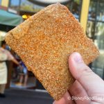 Review! The Limited-Time Pumpkin-Spiced Toffee is Available NOW in Downtown Disney!