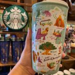 Get WILD With This NEW Animal Kingdom Starbucks Mug in Disney World!