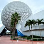 Disney World Imagineers File a Permit for the Spaceship Earth Building