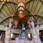 What's New at Animal Kingdom Lodge: Zebra Domes, Giraffe Mugs, and a New Pool Bar Menu!