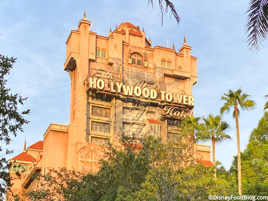 Everything You Need To Know About Disney World S Tower Of Terror Attraction The Disney Food Blog