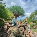 What's New at Disney's Animal Kingdom: Food Specials, an Adorable Mickey Throw Blanket, and Fun Animal Encounters!