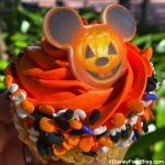 Review! Is this Halloween Cupcake in Disney World as Basic as its Name Suggests?