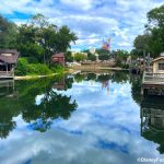PHOTOS: Rafts Being Tested on Tom Sawyer Island in Disney World