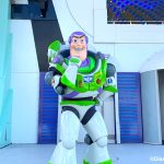 Paging Star Command: Something was UP With Buzz Lightyear in Disney World Today!