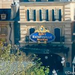 PHOTOS: We're One BIG Step Closer to Remy's Ratatouille Adventure Opening in Disney World!