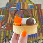 Review: Like Pumpkin Pie and Whipped Cream? You'll LOVE This NEW Treat in Disney World!