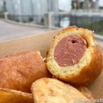 Food Alert! Hand-Dipped Corndogs Are BACK in Disney World!