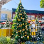 PICS! Christmas Decorations Have Arrived in Downtown Disney!