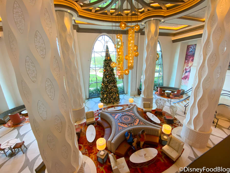 What's New in Coronado Springs: A Reopening Restaurant and HOLIDAY