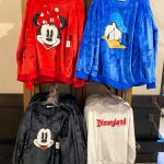 PHOTOS: NEW Retro and Fuzzy Sweatshirts Have Made Their Way to Disneyland Resort!